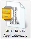 2014 HAJRTP Applications